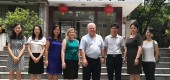 Visit to College of Public Administration at South China Agricultural University